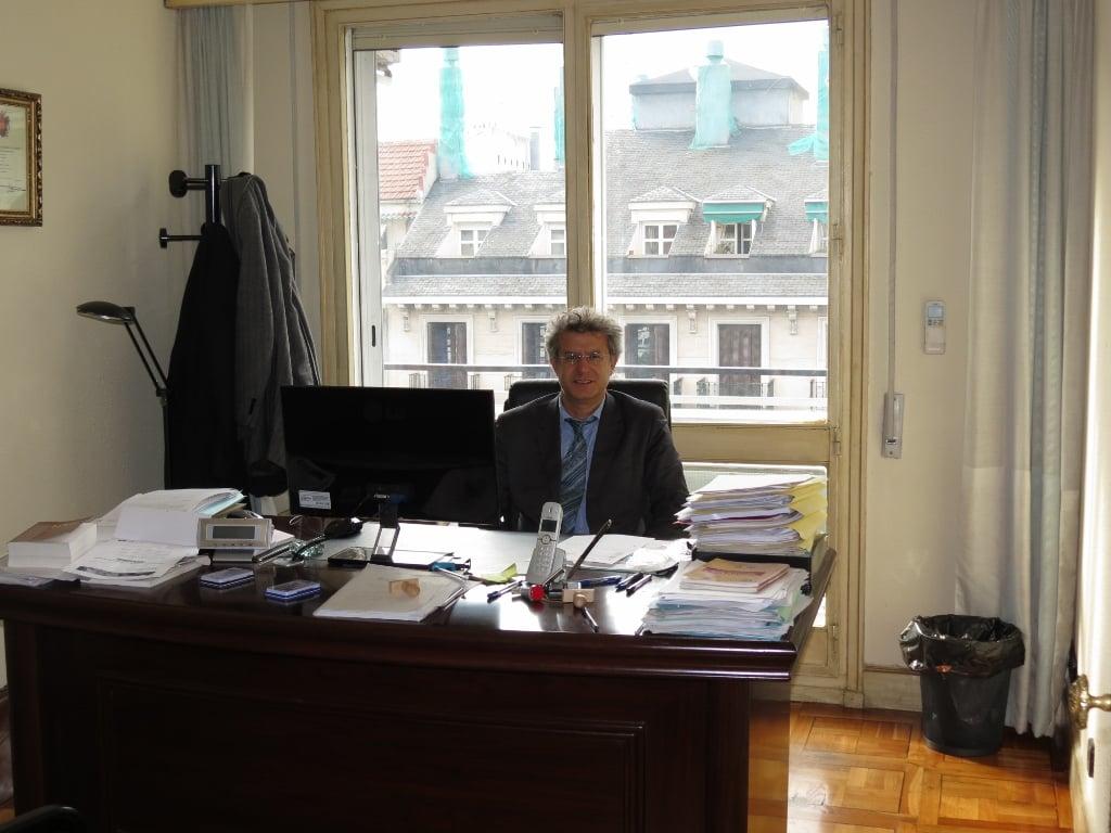 abogado Pedro FBERNAL